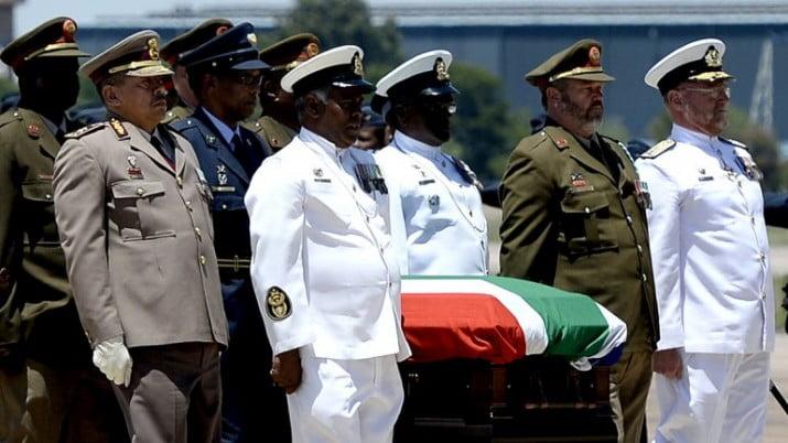Mandela es trasladado a Qunu, la aldea donde será sepultado
