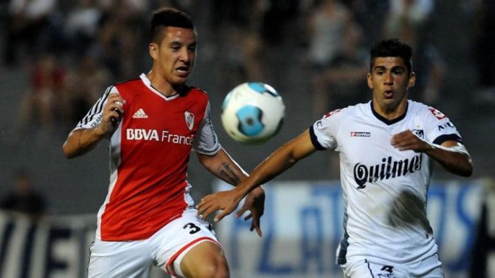 River consiguió ante Quilmes un empate agónico que no maquilló su pobre año