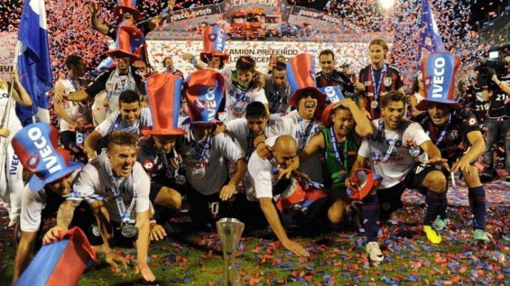 San Lorenzo es campeón del Torneo Inicial