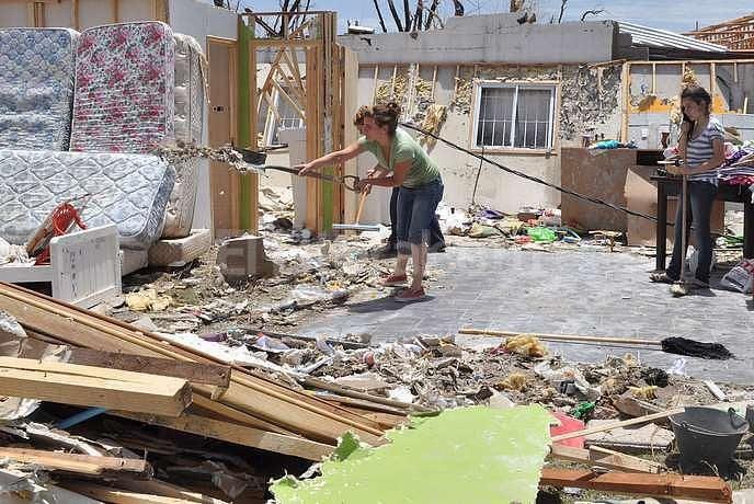 Son cinco los muertos tras el fuerte temporal de viento, lluvia y granizo