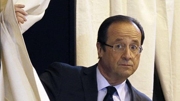 Afirman que Hollande tiene una amante y el caso sacude a Francia