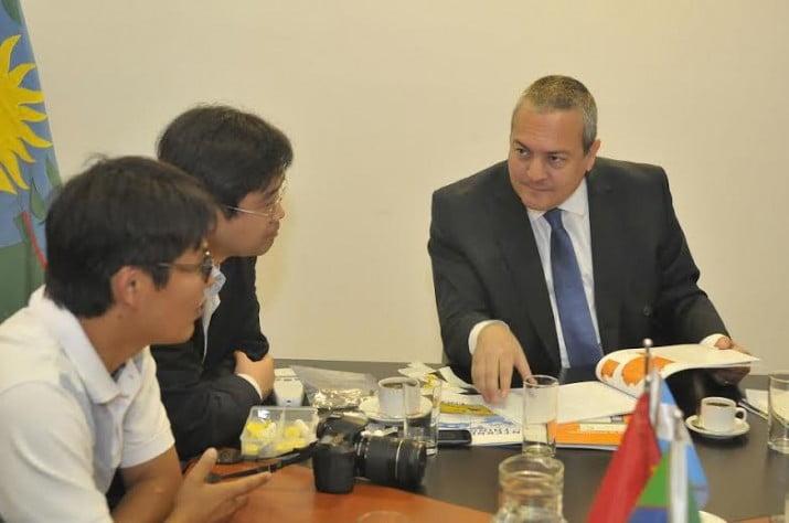 Avanza inversión China en la provincia de Buenos Aires
