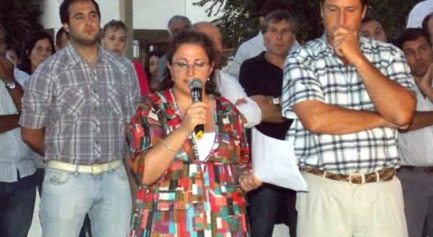 Vecinos de Villarino irán a La Plata para reunirse con funcionarios y ABSA