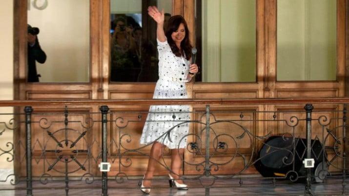 """Cristina va a la Celac: """"Querían crear la sensación de que yo no podía más"""""""