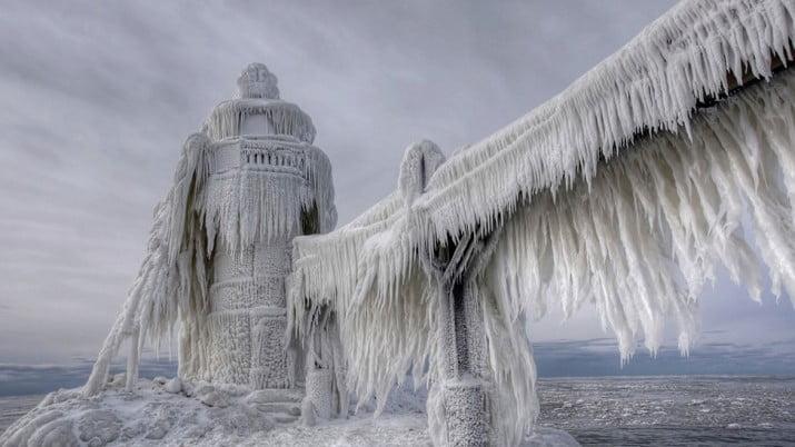 Regiones de EE UU sufren las más bajas temperaturas de los últimos 30 años