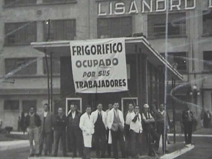 Se cumplen 55 años de la legendaria toma del frigorífico Lisandro de la Torre