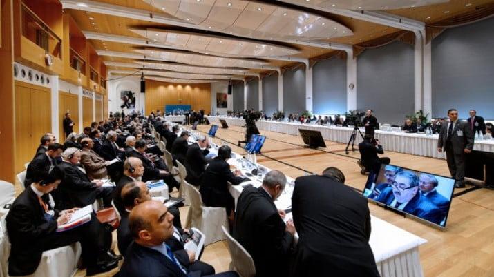 Ginebra II: representantes del régimen sirio y oposición negocian de frente por primera vez