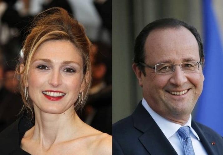 Hollande anunció su separación tras el affaire