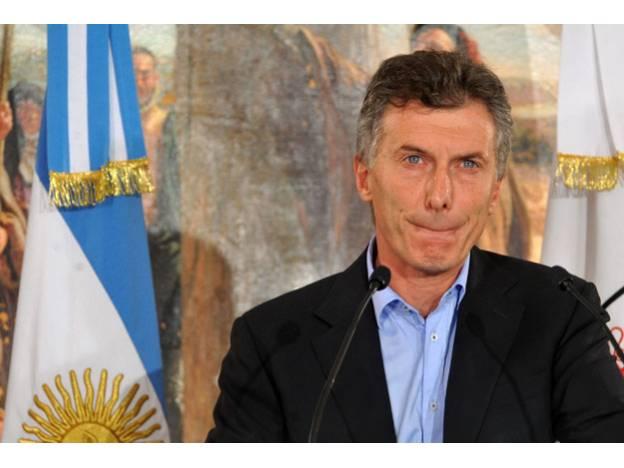 """Macri: """"Espero que esta sea la crisis final del Gobierno"""""""