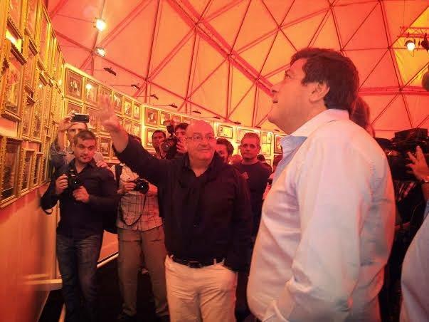 """Mariotto: """"Argentina dejó de estar en el barro para estar en el asfalto"""