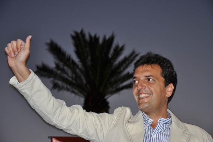 Massa le da la espalda a Barrionuevo: no irá al asado de Hugo Moyano en la Feliz