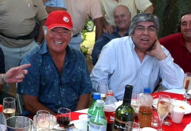 Desplantes a la cumbre de Hugo Moyano y Luís Barrionuevo