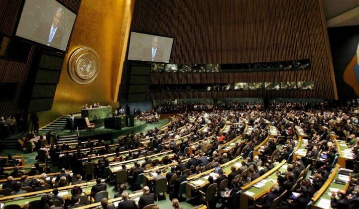 Argentina integrará la Comisión de Paz de la ONU