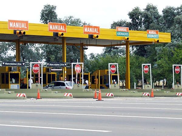 Autorizan subas de hasta 50% en los peajes de Capital y rutas nacionales