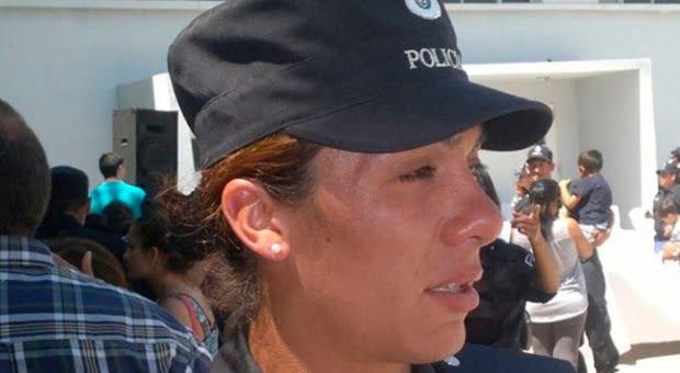 Se incorporó a la Bonaerense la primera policía trans del país