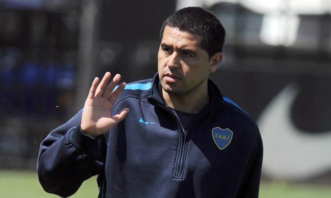 Una buena para Bianchi: Riquelme se sumó al grupo