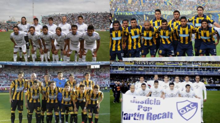 Olimpo, Rosario Central, Belgrano y Quilmes inician pretemporada