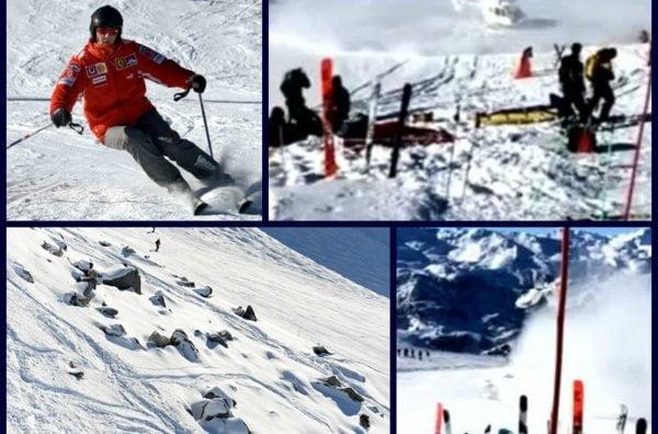 El médico de Michael Schumacher descartó el riesgo de muerte