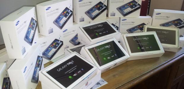 Tablets para equipos de Salud