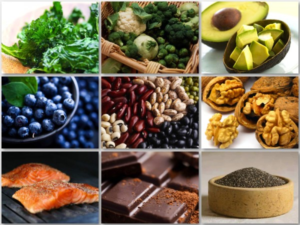 """""""Superfoods"""": los alimentos sanos que ayudan a bajar de peso"""