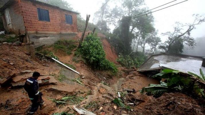 La lluvia castiga al Cono Sur: 140 muertos y 125.000 damnificados