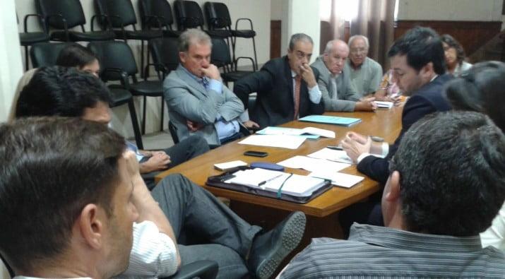 Caso Suris: fiscales de la causa se reunieron con concejales
