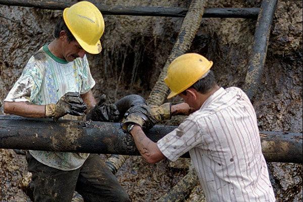 Colombia: Atentado a un oleoducto