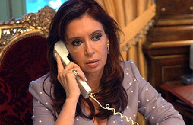 """Cristina llamó a una consumidora que reclamó por falta de """"Precios Cuidados"""""""
