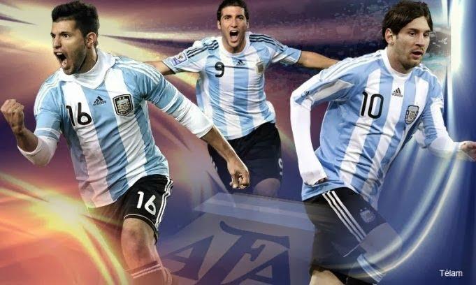 Los argentinos forman el ataque mundialista más goleador del año