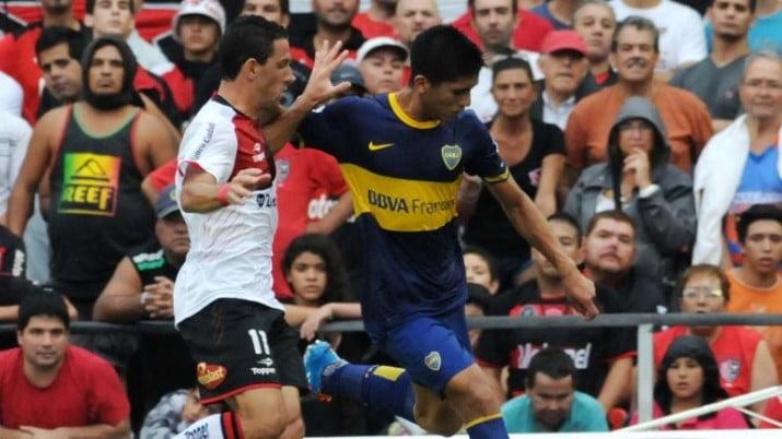 En un partido vibrante Boca y Newell´s igualaron sin goles