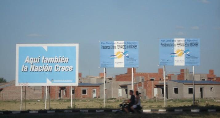 Cabildo: Norten abandonó las obras en el Plan Federal de Viviendas
