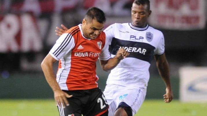 River se quedó con la victoria ante Gimnasia de La Plata
