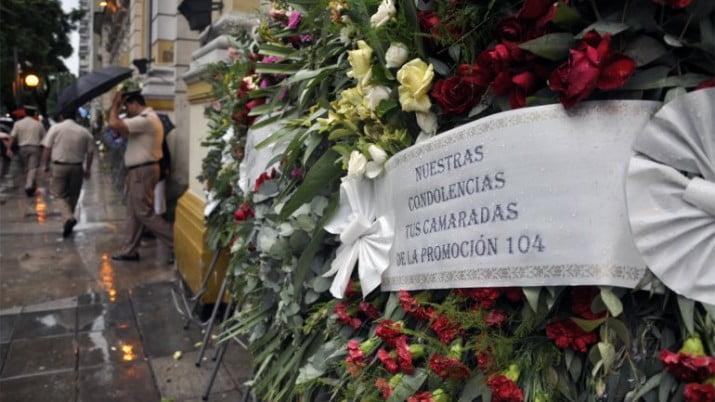 Velan a los bomberos y rescatistas fallecidos en Barracas