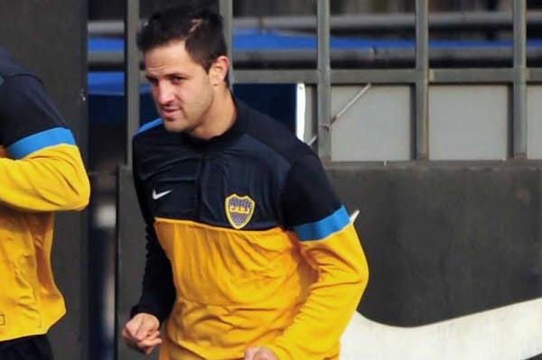 Martínez se perfila para jugar de titular en el Superclásico