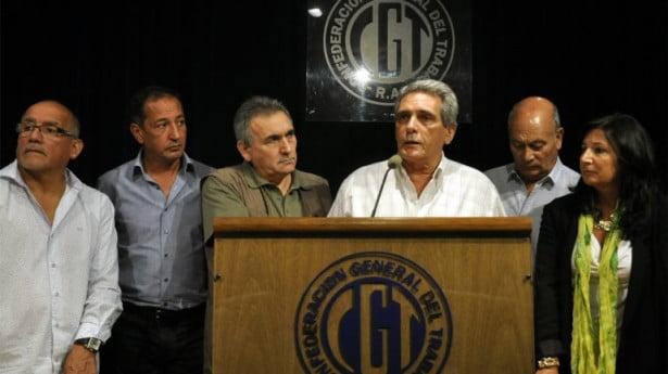 El paro de Moyano será el 10 de abril, pero sin acto ni movilización