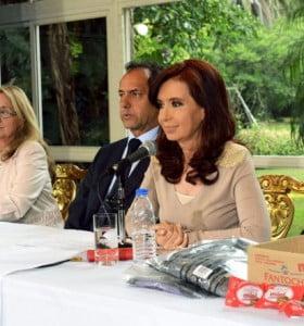 Cristina aseguró que el Gobierno apuesta a ahorrar energía, más que a cobrar mayores tarifas