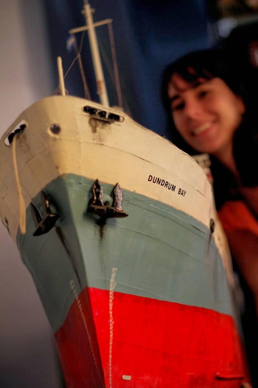 """""""Los buques de Roberto Conte"""" en Ferrowhite"""