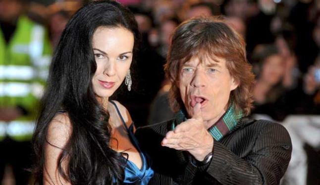 Hallan muerta a L'Wren Scott, novia de Mick Jagger