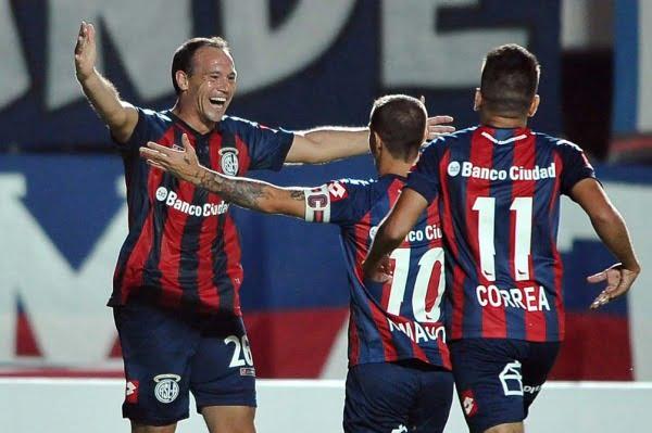 San Lorenzo tenía el triunfo en Ecuador y se lo empataron en el final