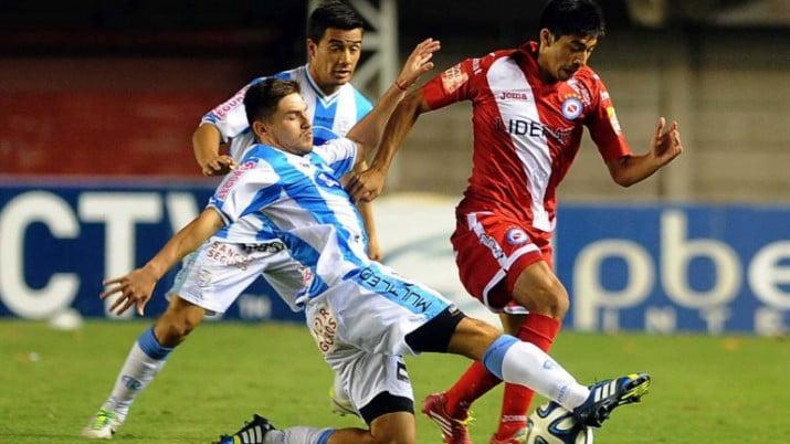Argentinos apenas igualó como local con Atlético Rafaela