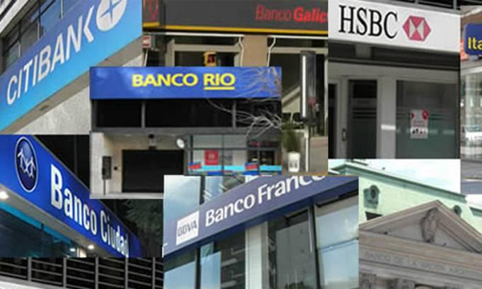 Expectativa por la adhesión de los bancarios al paro