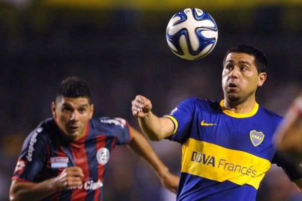 Boca y San Lorenzo no se sacaron ventajas y el clásico terminó en empate