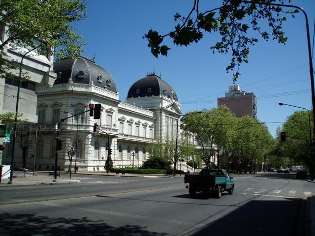 Rotación en la Presidencia de la Corte bonaerense