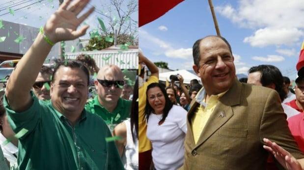Costa Rica vota presidente en segunda vuelta