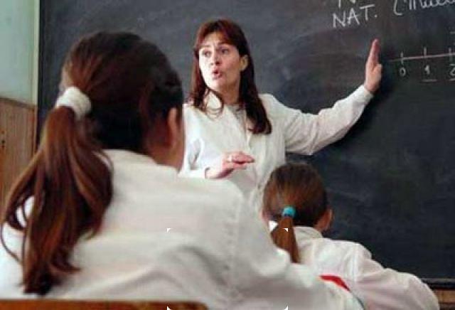 Los docentes acordaron cómo recuperar las clases
