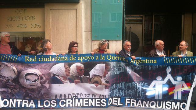 España podría abrir juicio contra franquista por pedido argentino