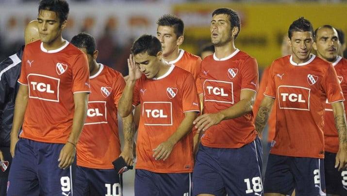Independiente busca ahogar sus penas en Copa Argentina