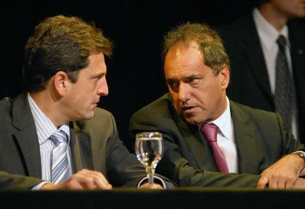 Encuesta: Massa y Scioli, cabeza a cabeza