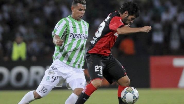 Newell´s perdió ante Nacional de Medellín y se quedó afuera de la Copa