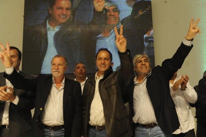 La interna Moyano-Barrionuevo también se da con los candidatos 2015